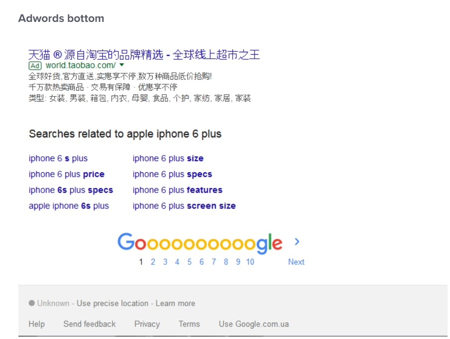 Google Ads onder
