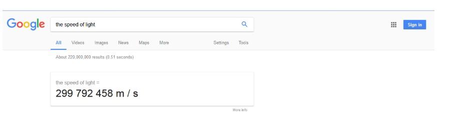 Google kennis kaarten