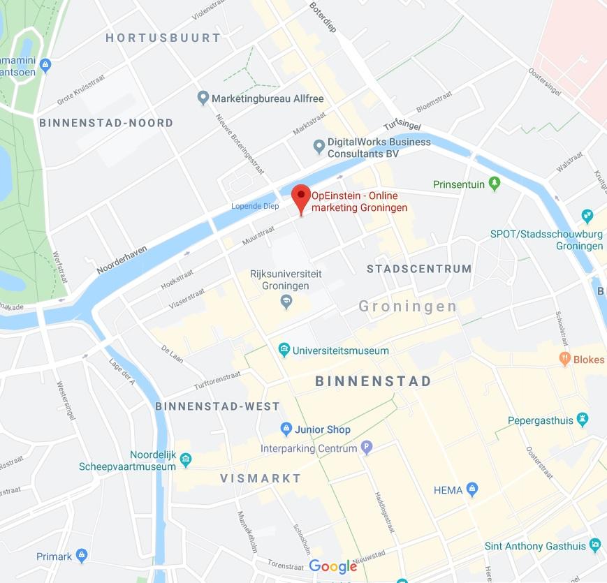 OpEinstein Groningen